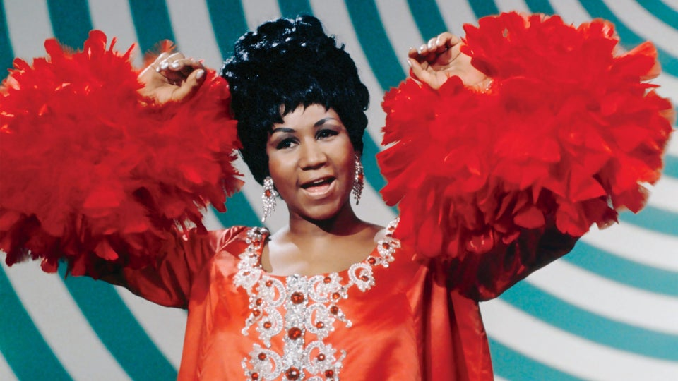 Aretha Franklin Still Reigns As Our Queen of Soul