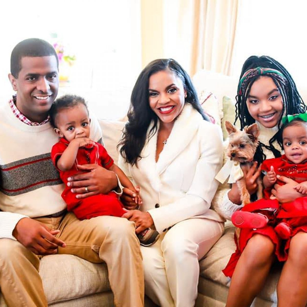HBCU Love: For Bakari Sellers' Kids, The Only 'School Choice' Is An HBCU