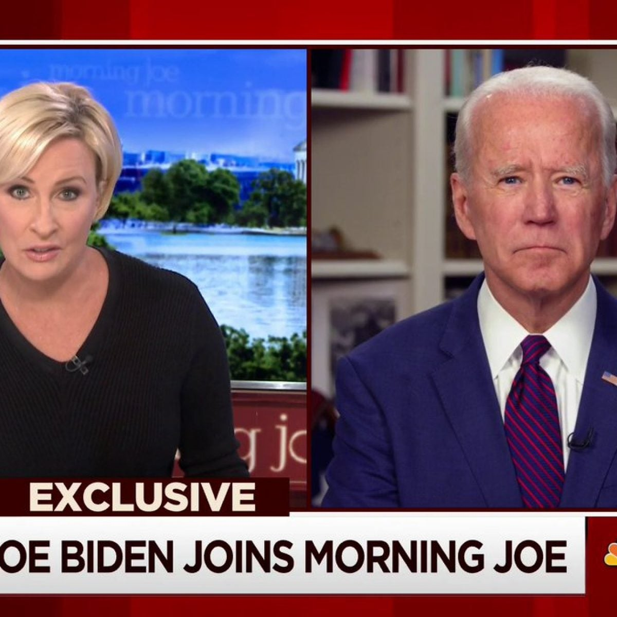 Joe Biden Addresses Tara Reade Sexual Assault Allegation