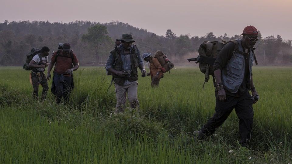 Watch The Trailer: Spike Lee's 'Da 5 Bloods' on Netflix