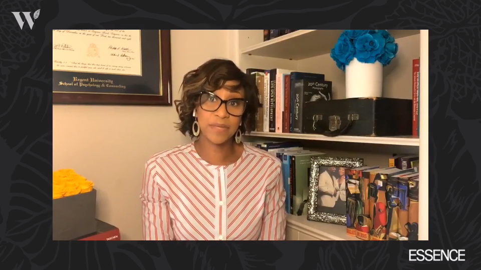 Dr. Anita Phillips Speaks On How Women Process Grief Differently