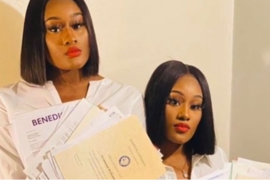 Identical Twins Get Accepted Into 37 Colleges Each