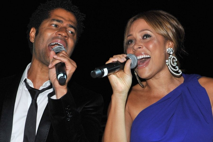 Tamia And Eric Benét's Virtual Duet Gave Couples A Date Night Treat
