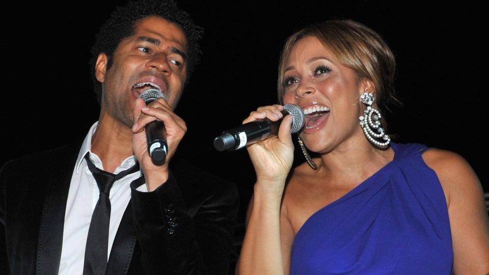 Tamia And Eric Benét's Virtual Duet Gave Couples A Date Night Treat