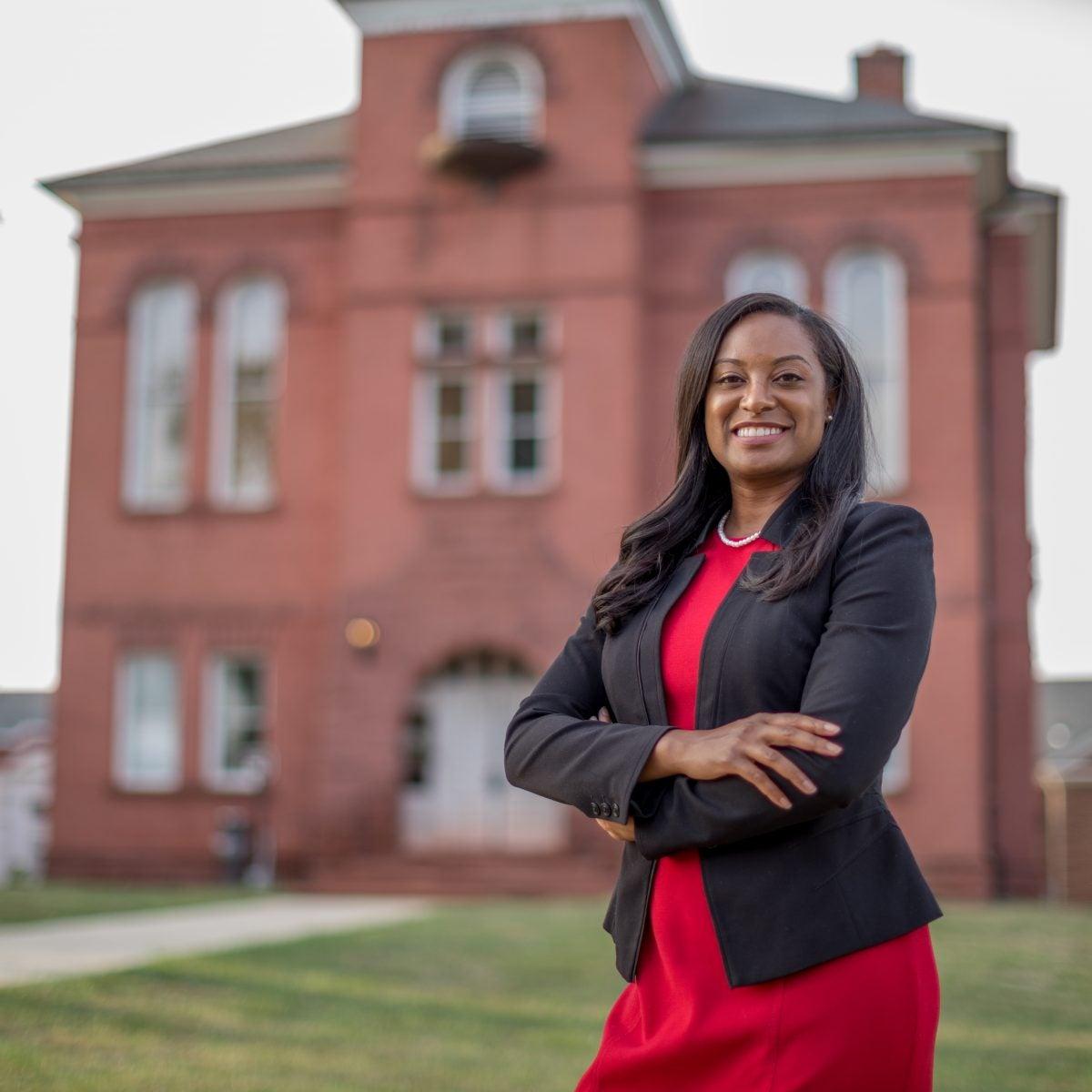 Virginia Democrat Jennifer Carroll Foy Is Running For Governor