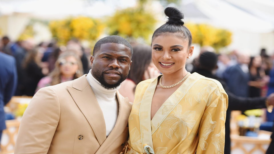 Kevin And Eniko Hart Are Expecting A Girl