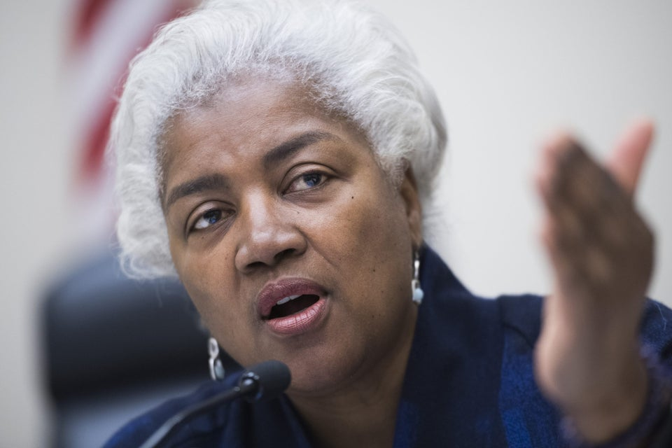 Donna Brazile Clashes With Trump Supporter On 'Fox And Friends'