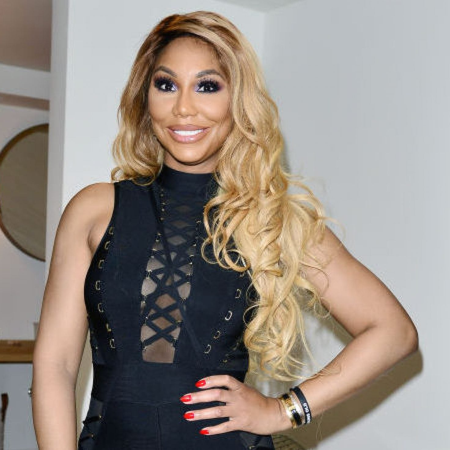 Tamar Braxton Is 'Crossing Her Fingers' For More Children