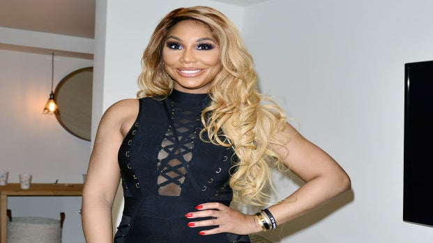 Tamar Braxton Talks Co-Parenting With Ex-Husband Vince Herbert And Wanting More Kids