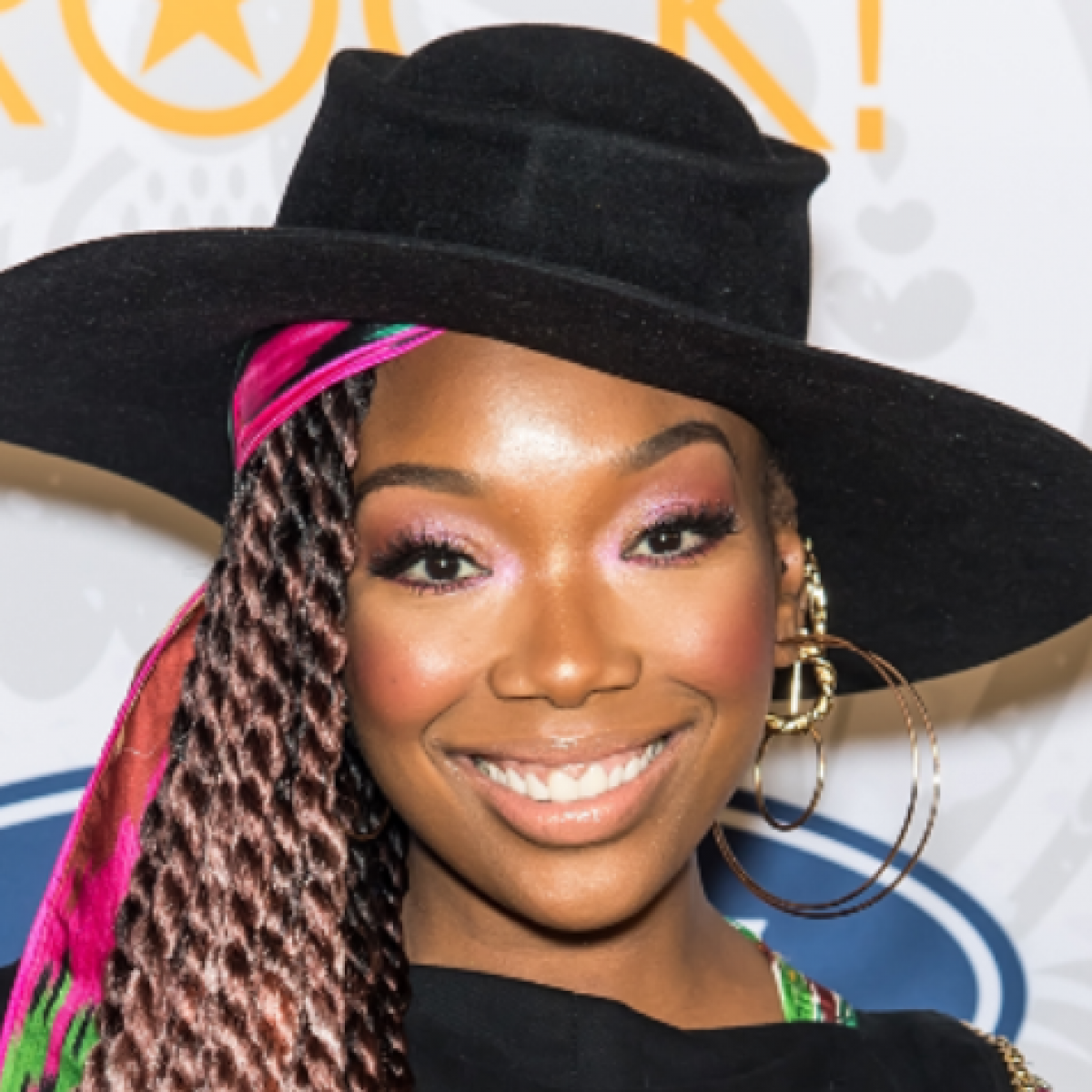 Brandy Stuns In Must-See Braids On The Cover Of New Album 'B7'