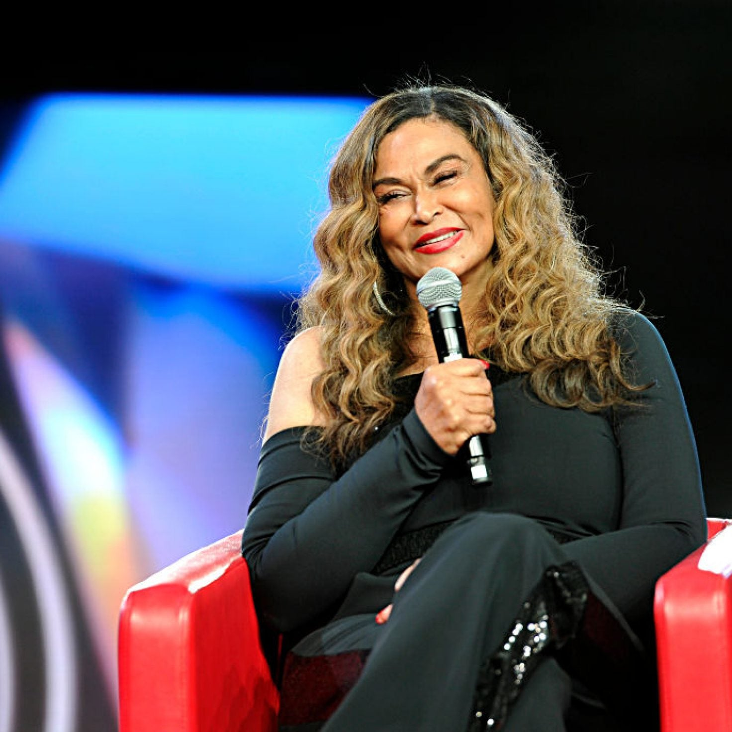 Tina Knowles Lawson Tested Family For COVID-19 To Spend Mother's Day Together