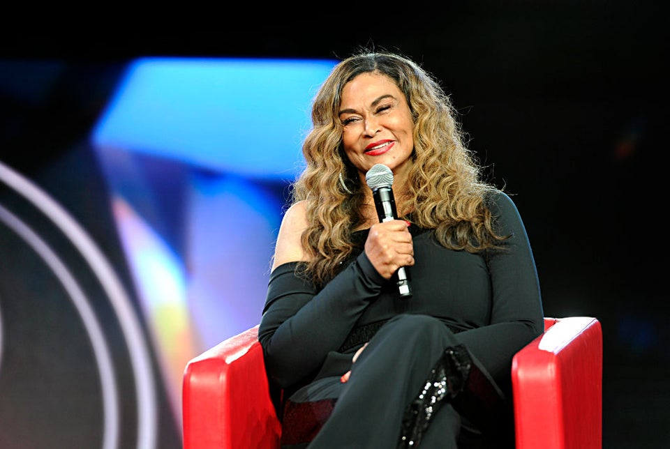 Tina Knowles-Lawson Tested Family For COVID-19 To Spend Mother's Day Together