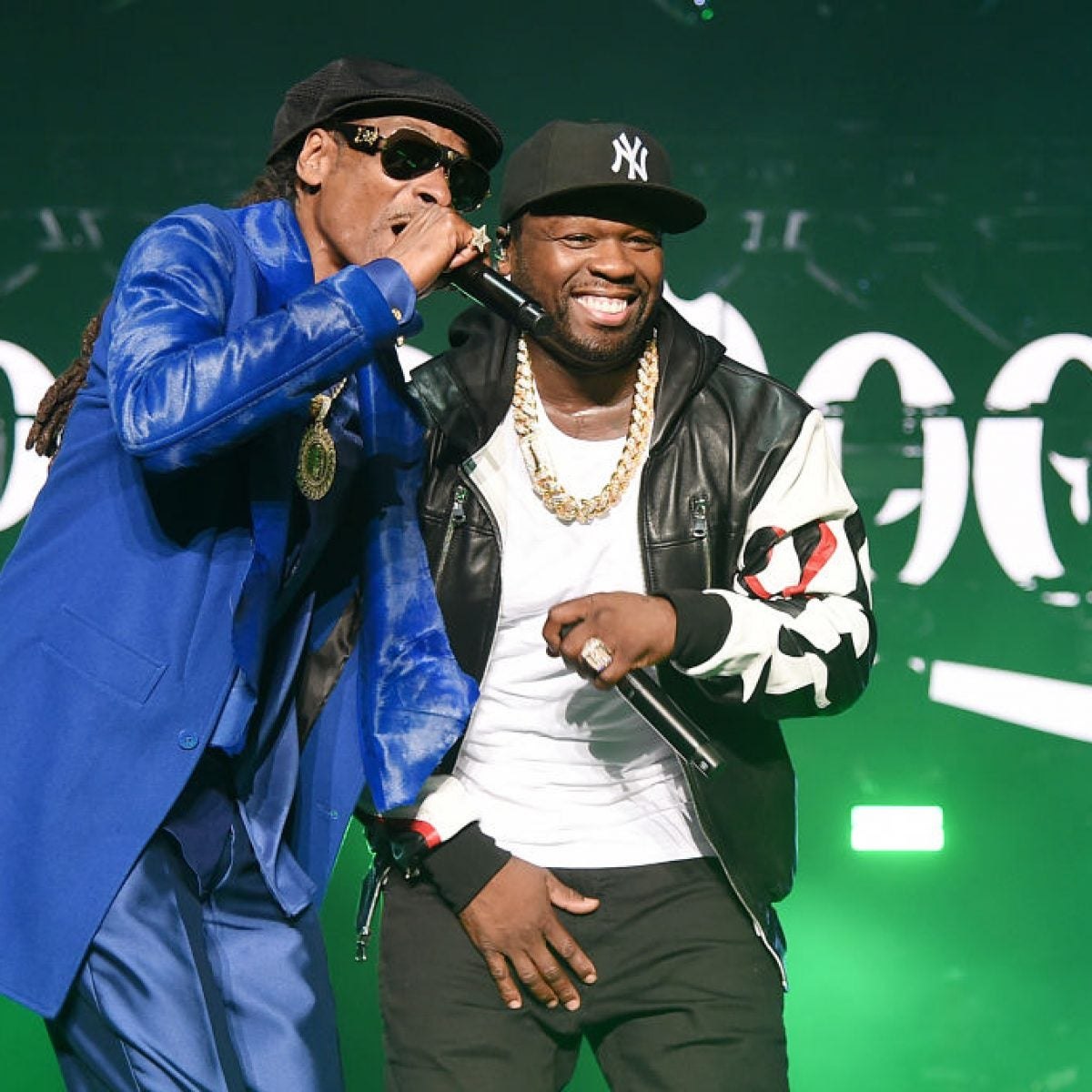 50 Cent Wants To Go Against Snoop Dogg In Verzuz Battle