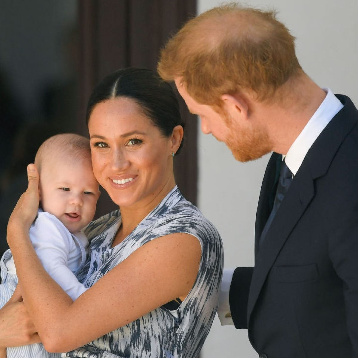 Meghan Markle Shared This Precious Moment For Baby Archie's First Birthday
