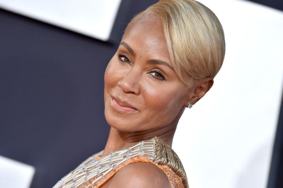 Jada Pinkett Smith Says She Was Once 'Picked On For Being Light-Skinned'