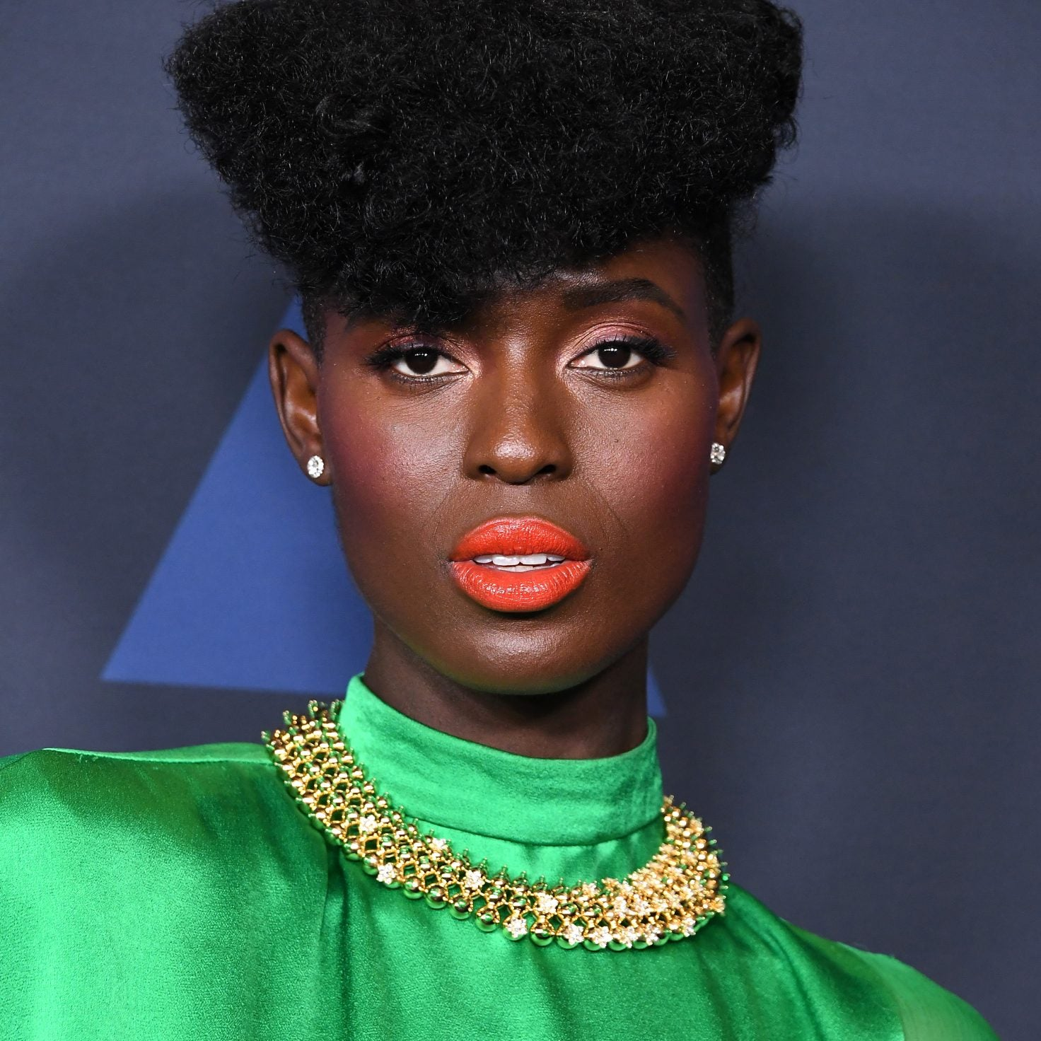 Jodie Turner-Smith Blossoms As The New Face Of Gucci Bloom