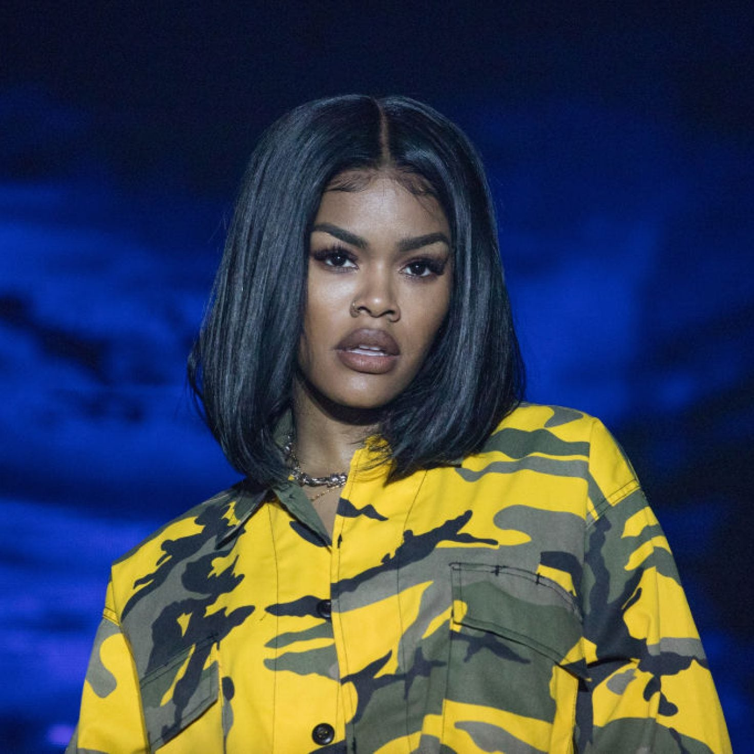 Teyana Taylor On Maintaining A Healthy Pregnancy During Protests