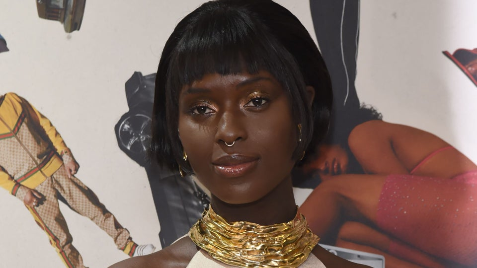 Jodie Turner-Smith Has A New Mom Skin Care Hack