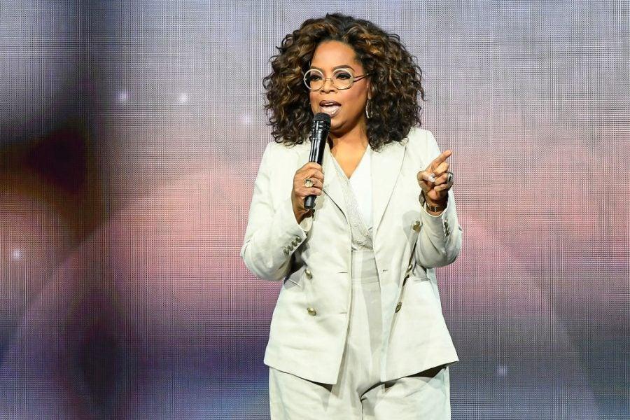 Oprah Winfrey to Host Virtual 'Your Life in Focus' Wellness Tour ...