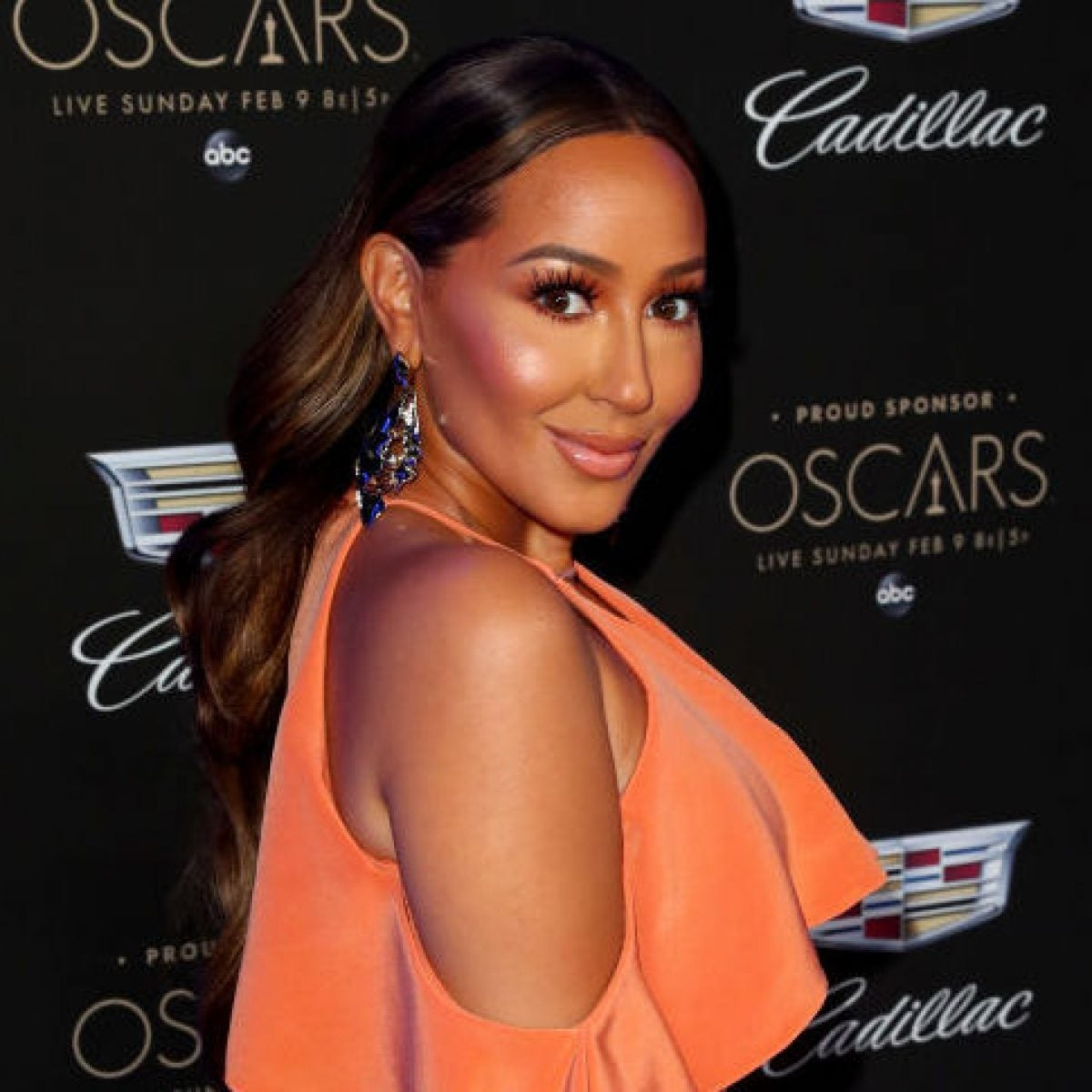 Adrienne Bailon Says Her 20-Pound Weight Loss Started With Self-Love