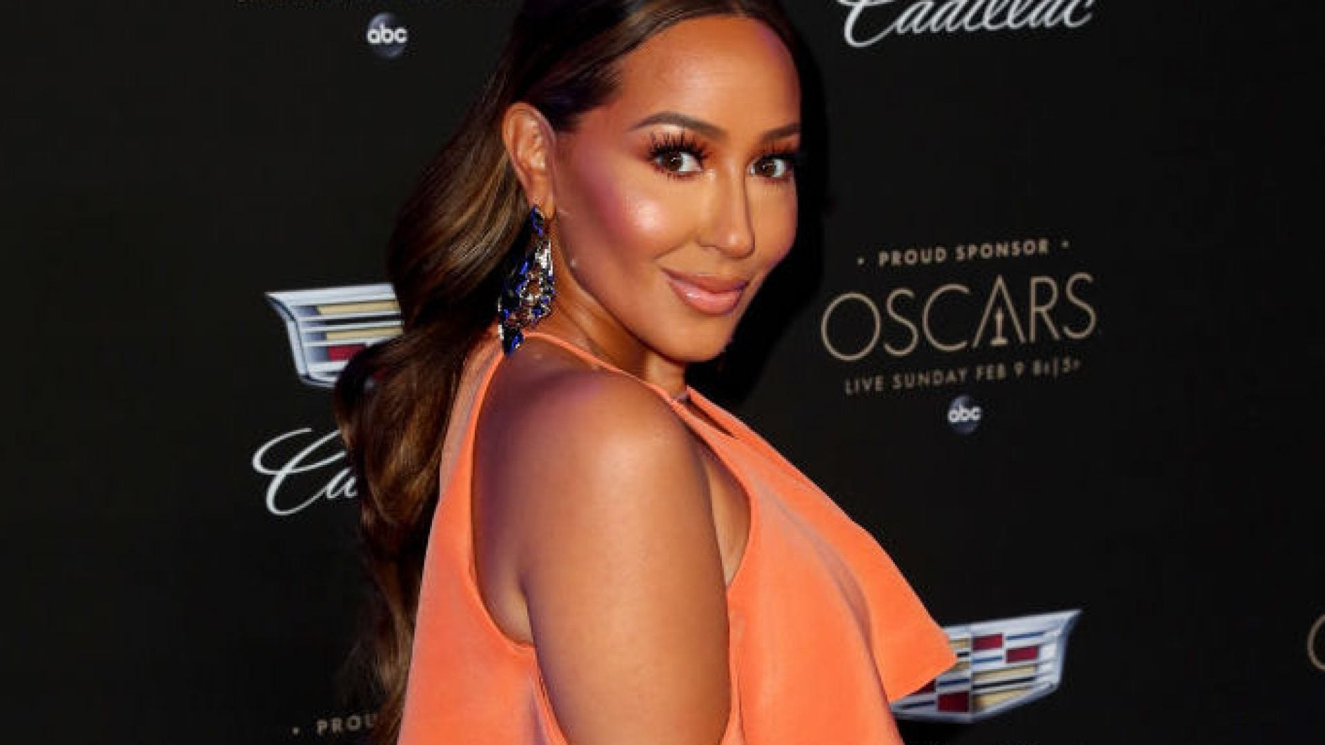 Adrienne Bailon Shows Off Her 20-Pound Weight Loss