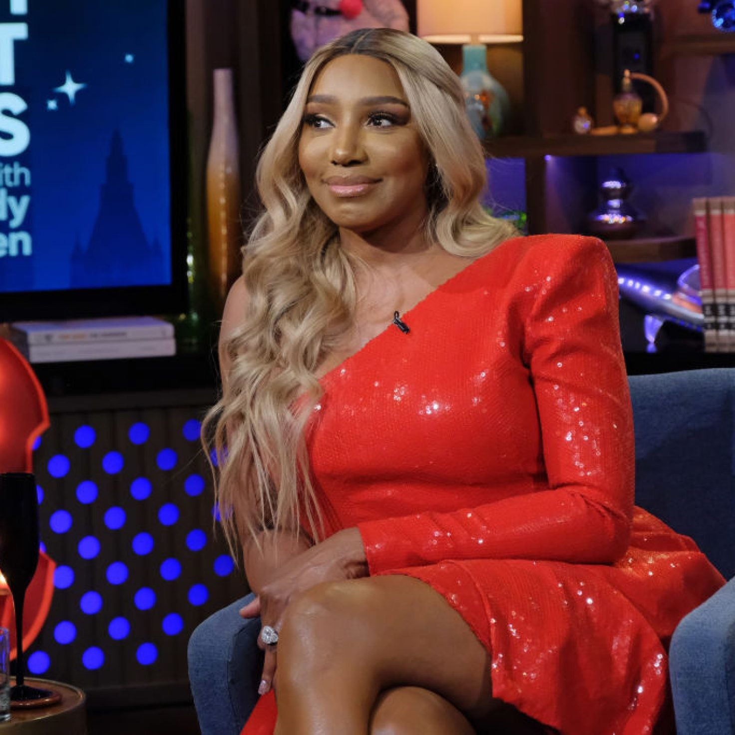 Nene Leakes Announces After 'Emotional Negotiation' She's Leaving 'Real Housewives Of Atlanta'