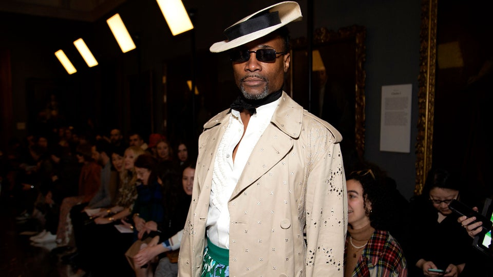 Billy Porter Performed 'For What It's Worth' On ESSENCE's Music Monday