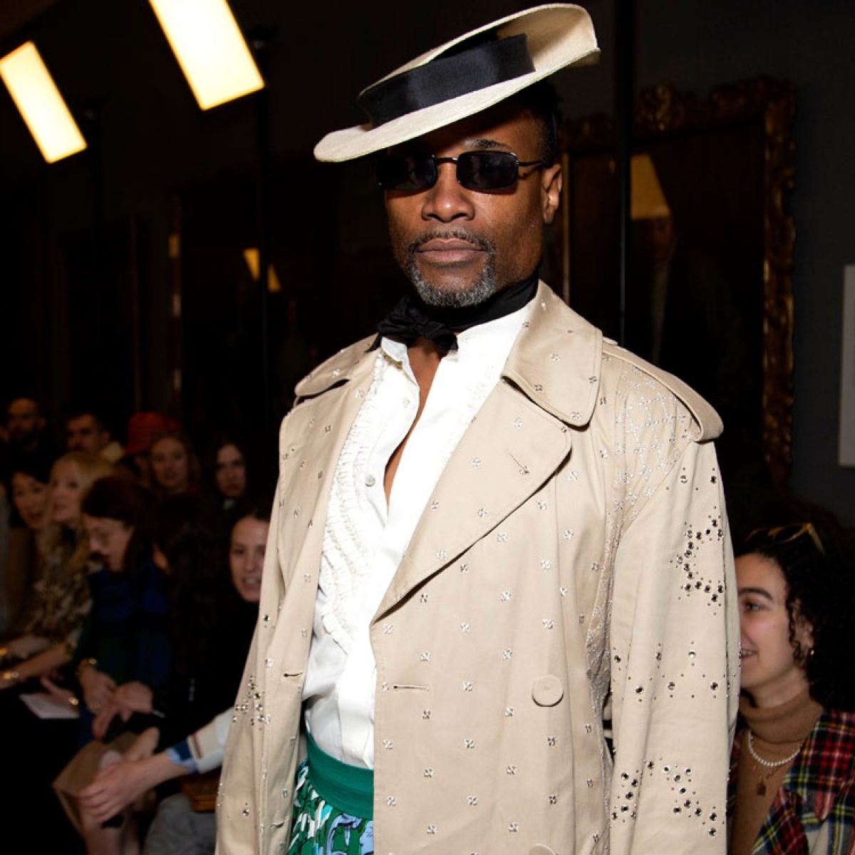 Check Out Billy Porter's Soulful Performance Of 'For What It's Worth'