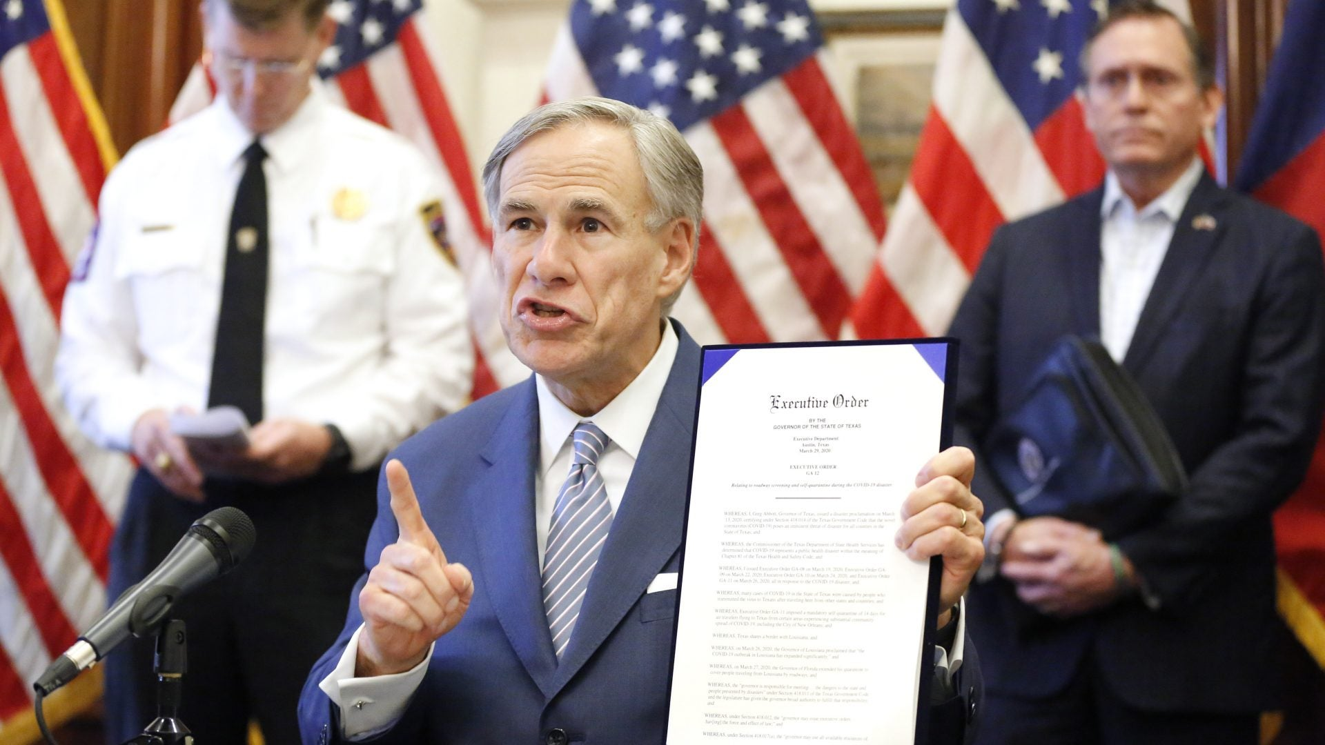 Texas Gov. Admits Reopening Risks Increased Spread Of Virus In Leaked Call