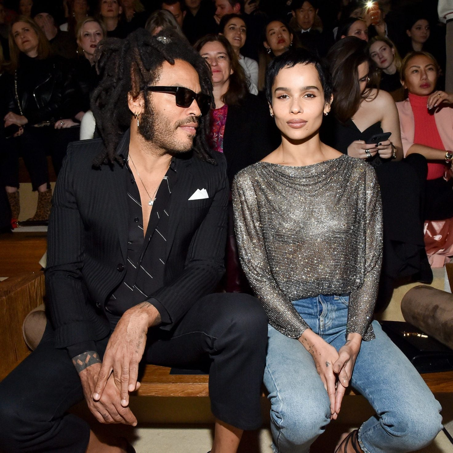 Zoë Kravitz Almost Ditched Her Famous Last Name: It Made My Dad Lenny 'A Little Sad'