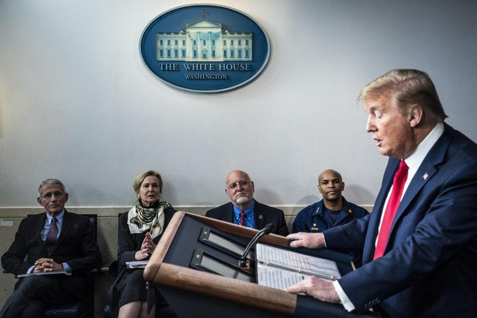 Trump Says Coronavirus Task Force To Keep Working 'Indefinitely'