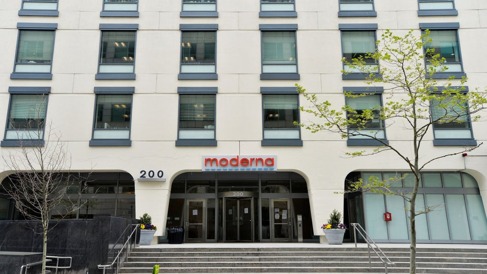 Early Results From Moderna Coronavirus Vaccine Trial Shows Promise