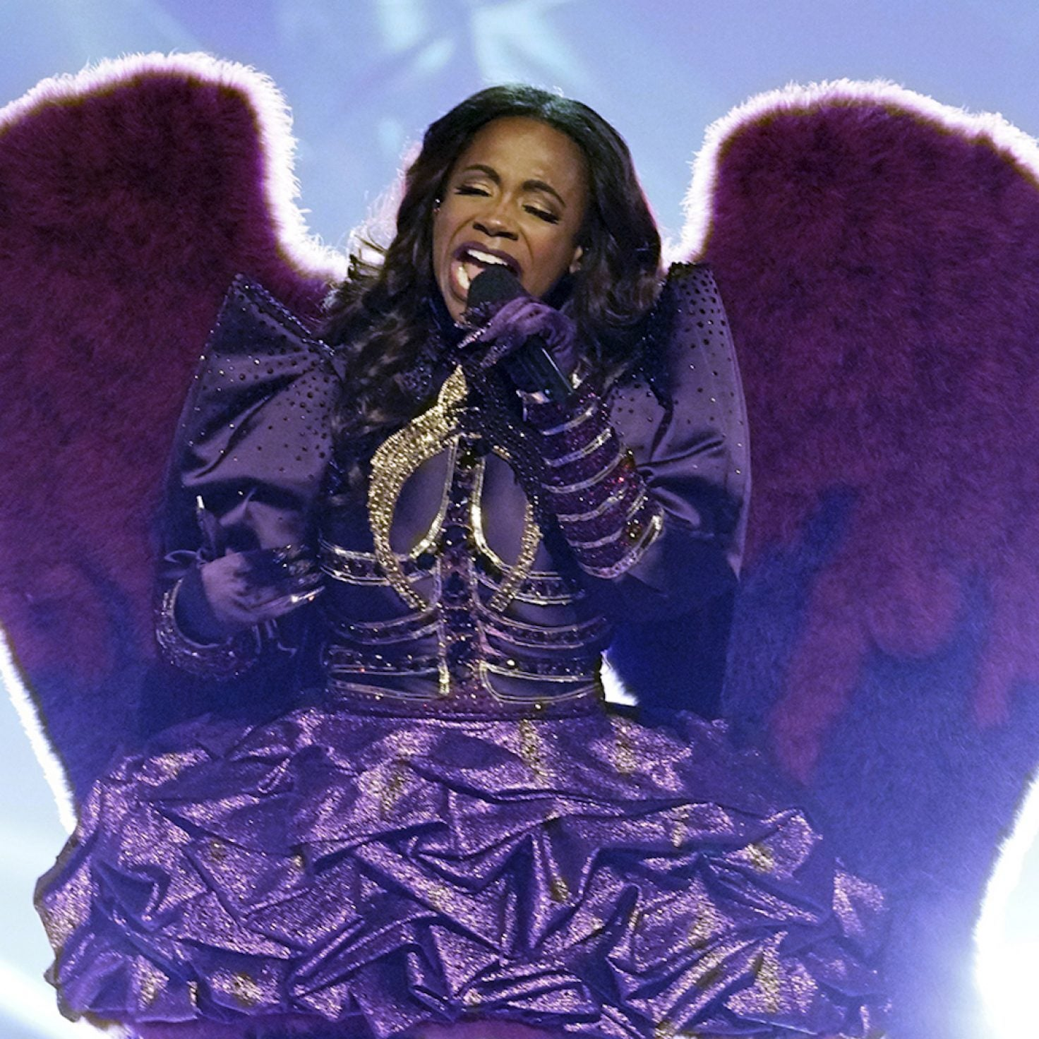 Kandi Burruss Becomes First Woman To Win 'The Masked Singer'