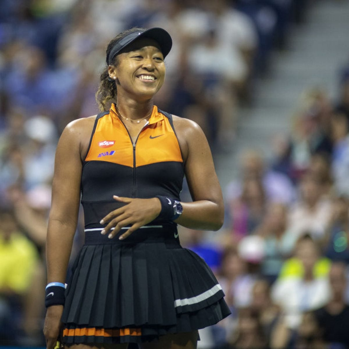 22-Year-Old Naomi Osaka Is The Highest-Paid Female Athlete In History