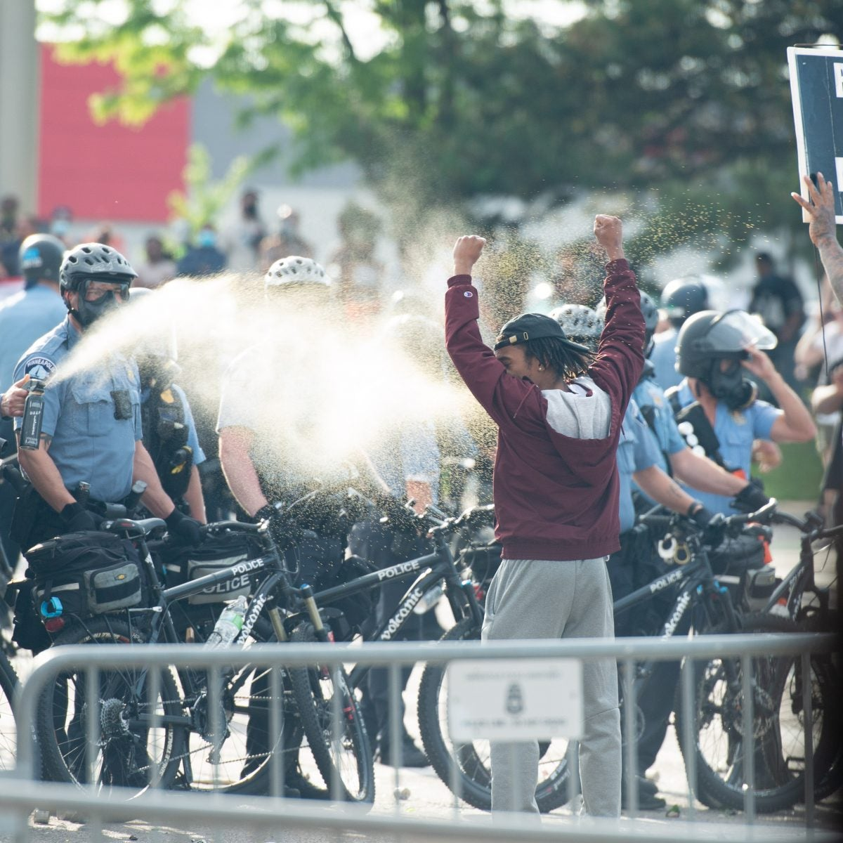 Minneapolis Protests Over George Floyd's Death Take Violent, Deadly Turn