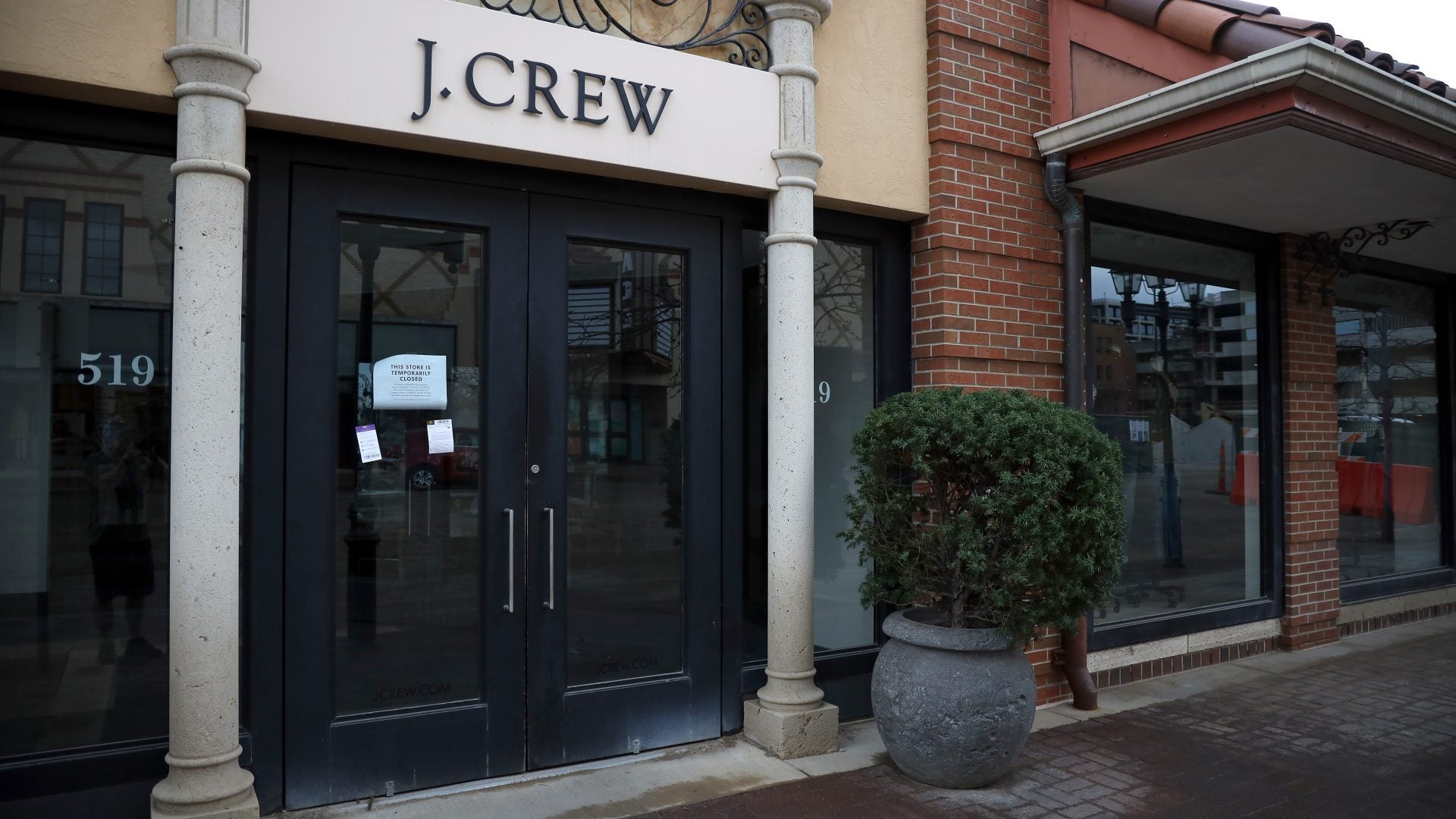 J.Crew Files For Bankruptcy, Becoming The First Major Retailer To Fall Amid The Pandemic
