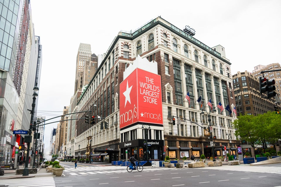 Macy's Unveils Plans To Open All 775 Stores