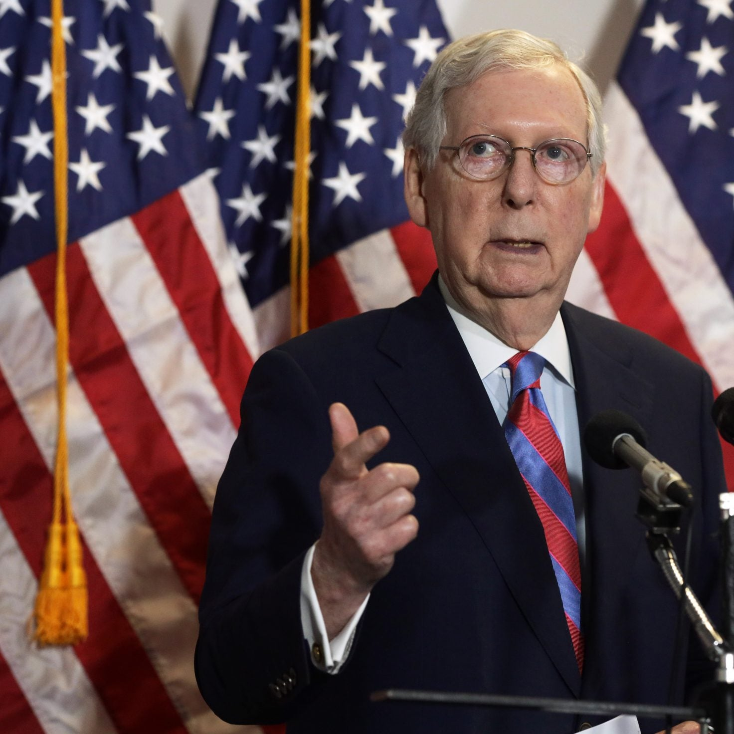 Senate GOP Reject House Democrats' $3 Trillion Coronavirus Bill Before Seeing It
