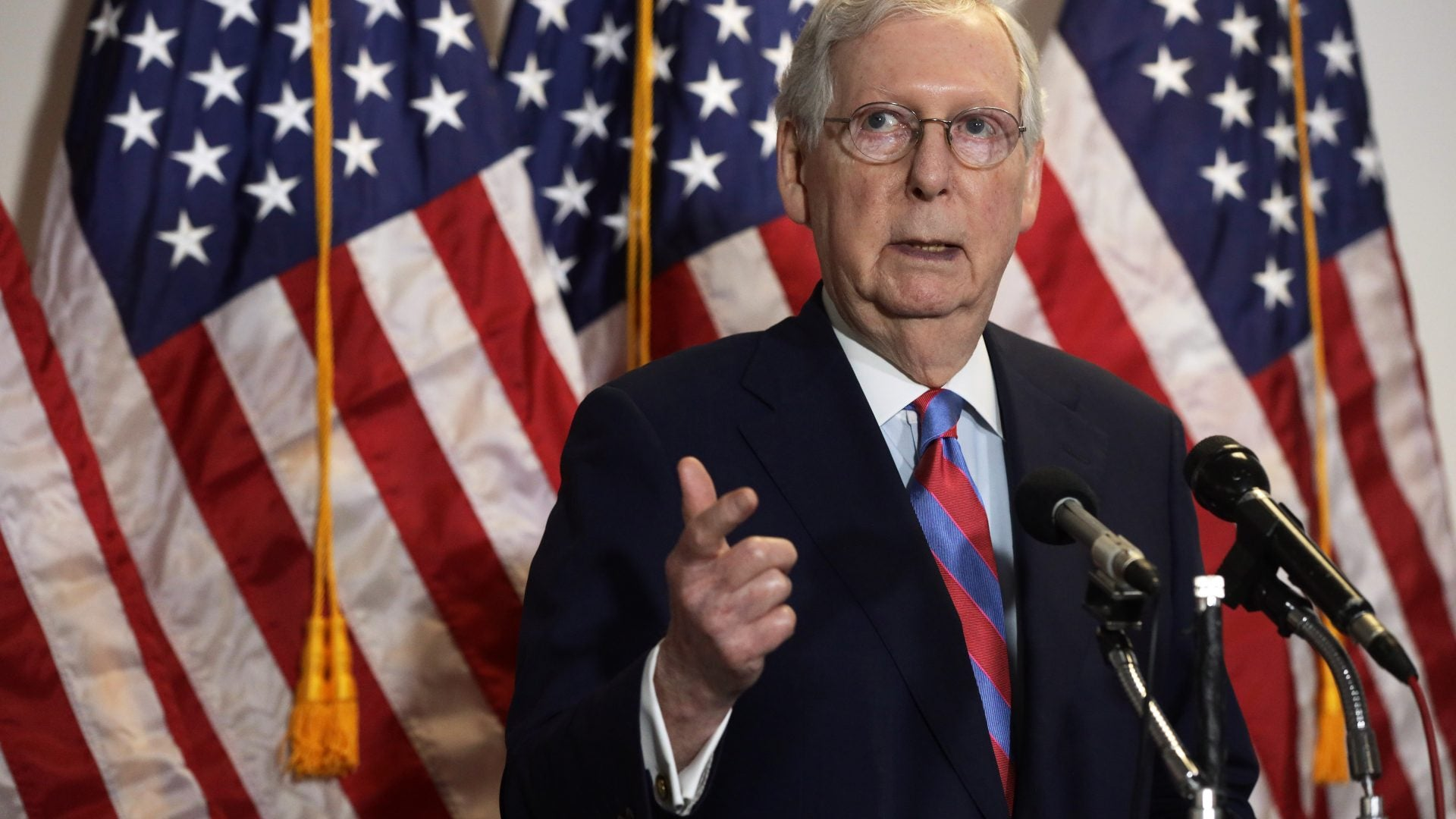 New GOP Stimulus Plan Includes Another $1,200 Payment For Individuals
