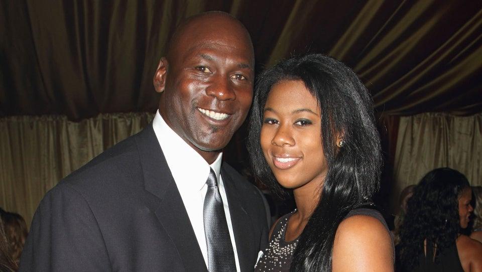 Michael Jordan's Daughter Jasmine On Mother Juanita's Absence From 'The Last Dance'