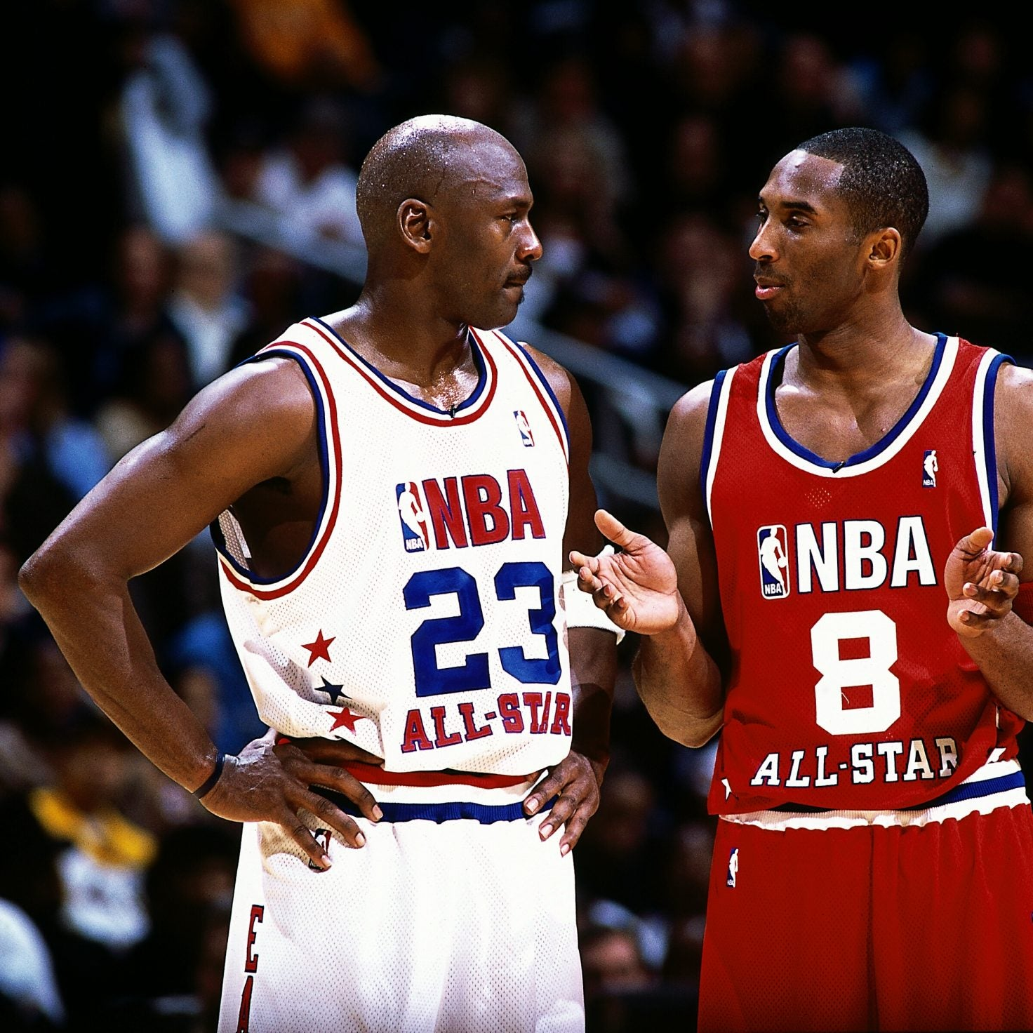 Kobe Bryant Praised Michael Jordan In 'The Last Dance' Before His Sudden Death