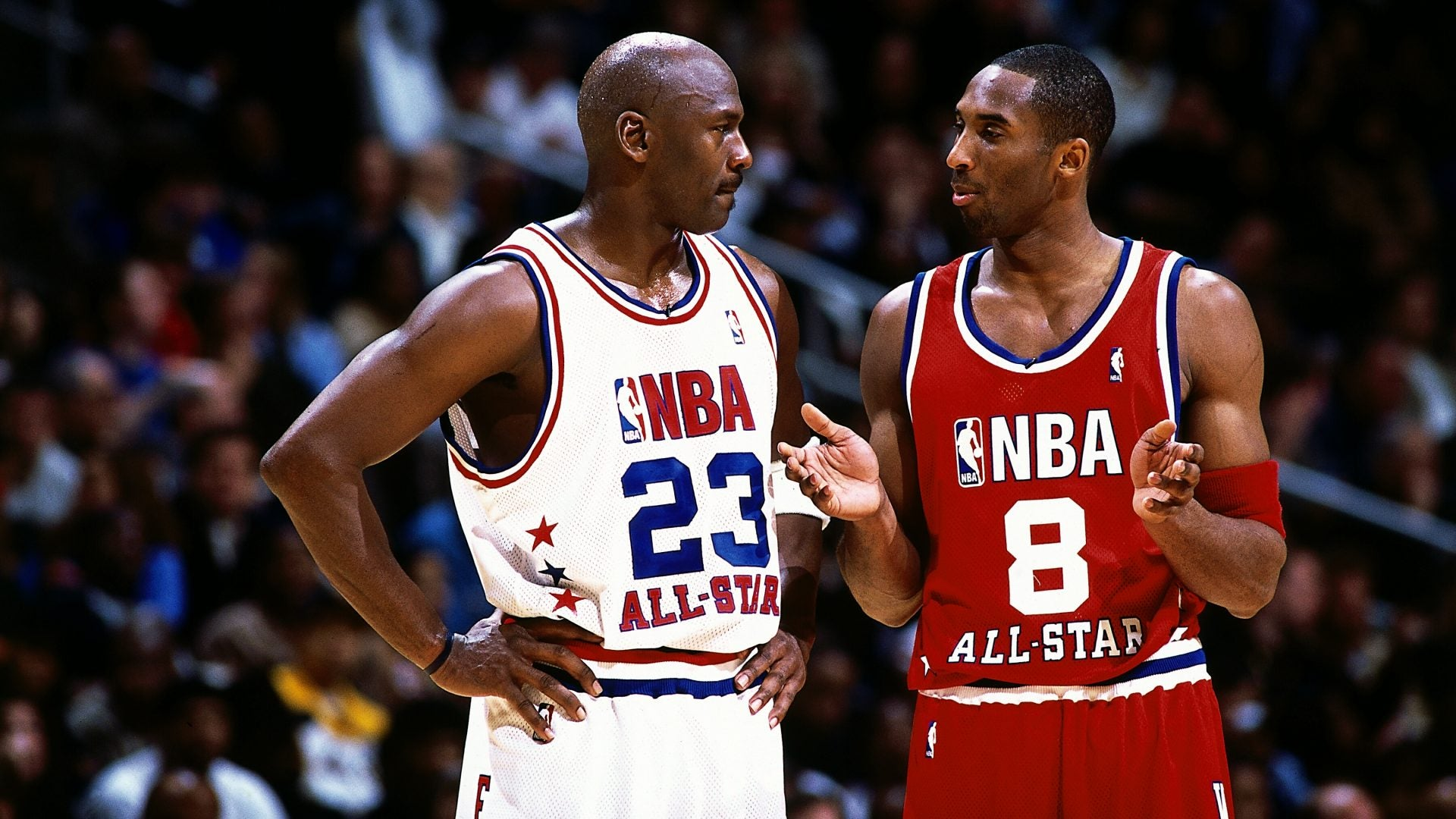Kobe Bryant Praised Michael Jordan In 'The Last Dance' Before His Death