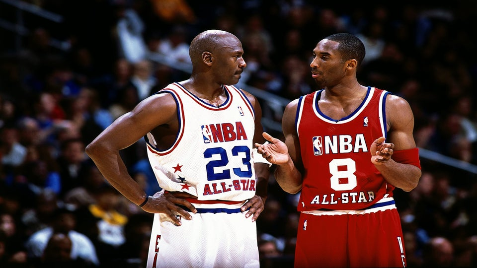Kobe Bryant Praised Michael Jordan In 'The Last Dance' Before His Death