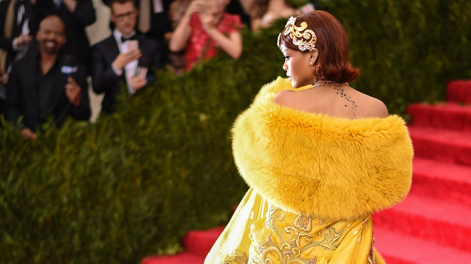 30 Times Black Women Made The Met Gala Red Carpet Unforgettable