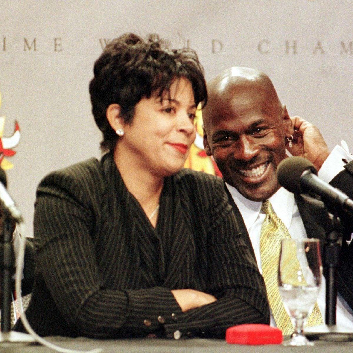 Michael Jordan's Daughter Jasmine On Her Mother Juanita's Absence From 'The Last Dance'