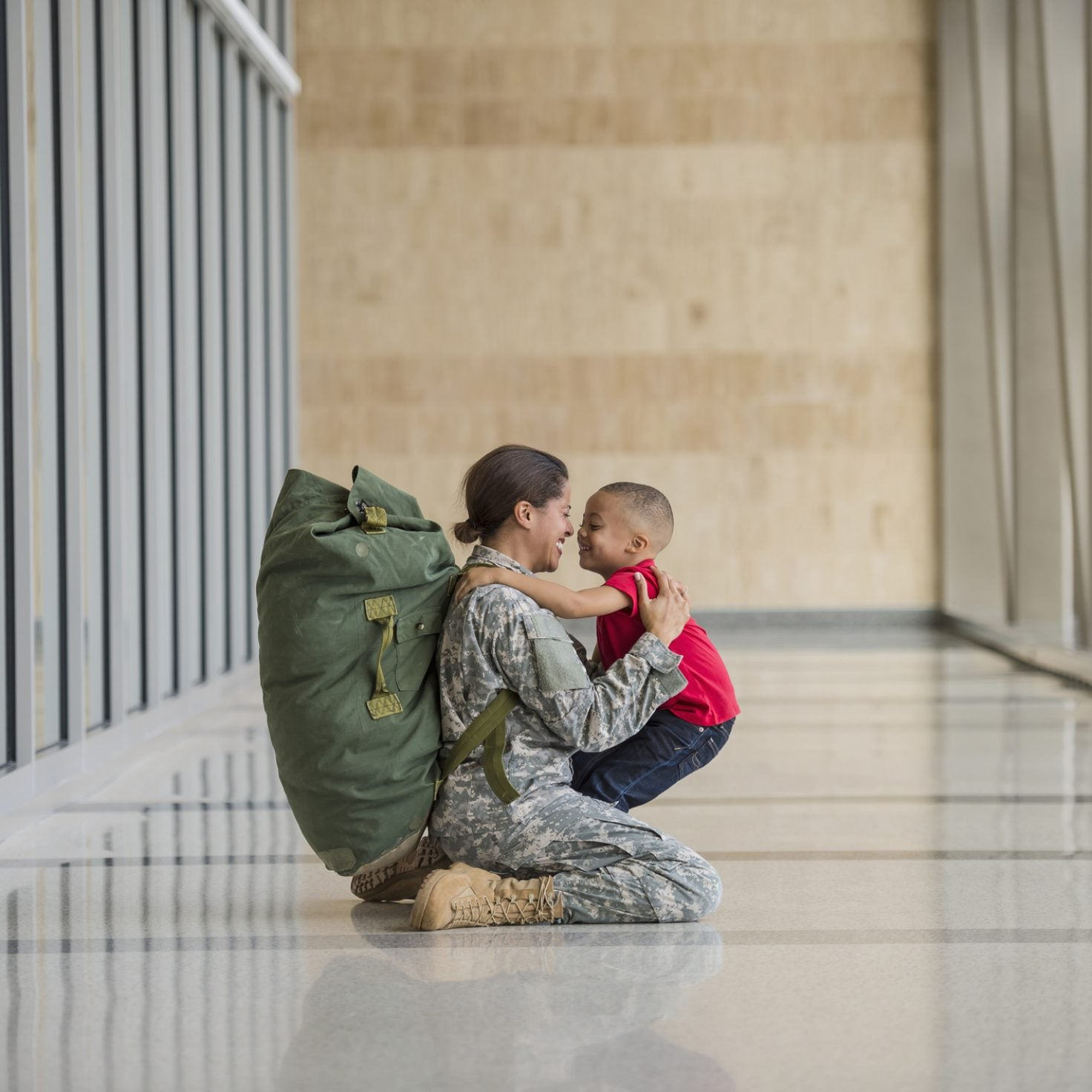 I Know What It's Like To Be A Mother On The Front Lines