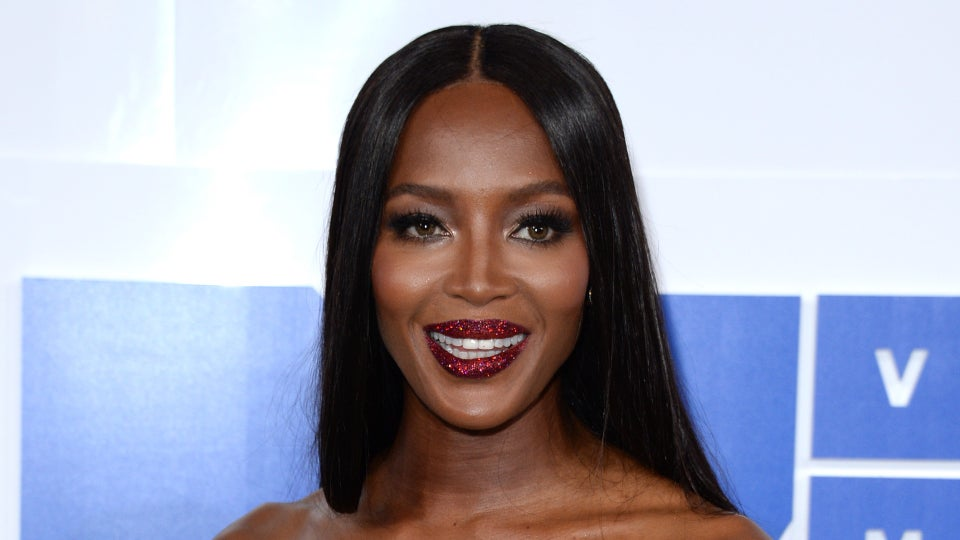 Naomi  Campbell Is The First-Ever Global Face of Pat McGrath Labs