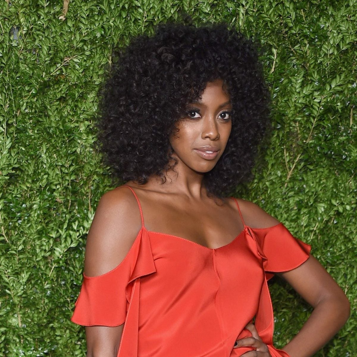 Condola Rashad 'Had A Fangirl' Moment When Issa Rae Revealed She Inspired 'Insecure' Character's Name