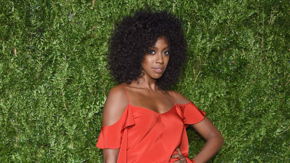 Condola Rashad Responds After Issa Rae Reveals 'Insecure' Character Is Based On Her