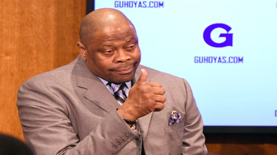 Patrick Ewing Out Of Hospital After Being Treated For COVID-19